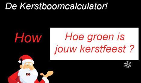 kerstboomcalculator