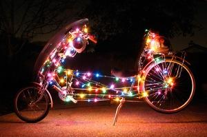 lichtfietsen