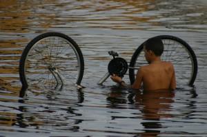 fietsherstellenonderwater